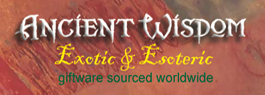 ANCIENT WISDOM logo
