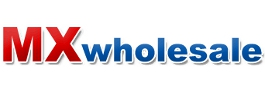 MX WHOLESALE CASH and CARRY logo